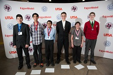 2014 ExxonMobil Science and Engineering Fair