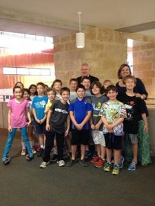 3rd Grade with the Mayor