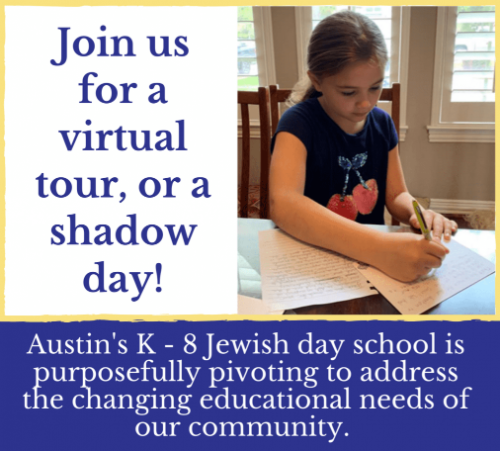 Join us for a virtual tour or shadow day!